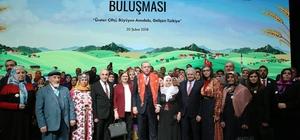 Bitlisli çiftçiler Cumhurbaşkanı Erdoğan ile buluştu