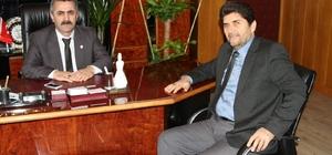 Başkan Acar'dan esnaf odalarına ziyaret