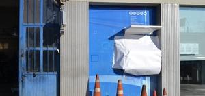Aksaray'da ATM hırsızı suçüstü yakalandı