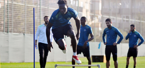 Aytemiz Alanyaspor'da Trabzonspor maçı hazırlıkları