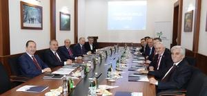 TRAKYAKA Şubat Ayı Yönetim Kurulu Toplantısı Kırklareli'nde yapıldı