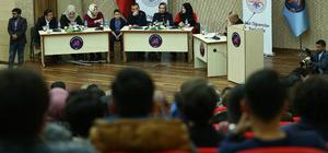 """Antalya'da """"Bir Hilal Uğruna Paneli"""""""