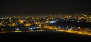 Ceylanpınar'ın aydınlatılması için 1 milyon lira yatırım
