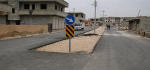 Sınırın hattındaki belediye hizmetleri vatandaşları memnun etti
