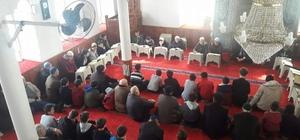 Öğrencilerden, Afrin'e Fetih duası ve lokma hayrı