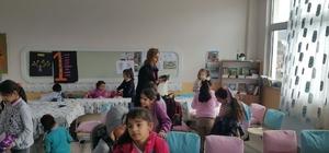 Osmaneli Merkez Avcılar Kulübünden eğitime destek devam ediyor