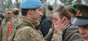 """""""Timsahlar"""" Taburu Afrin'e gitti"""