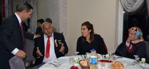 Başkan Uysal, şehitler için Kur'an-ı Kerim okutturdu