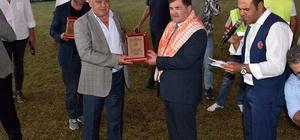 Başkan Karaçelik'e, Güreş Federasyonu Başkanı Aydın'dan teşekkür