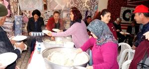 Sarıgöl CHP Kadın Kollarından Mehmetçiğe destek