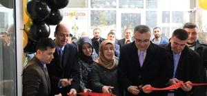 Şuhut Belediye Oteli'nin açılışı yapıldı