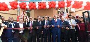 Bedrettin Sarpkaya Yaşam Boyu Spor Merkezi hizmete açıldı
