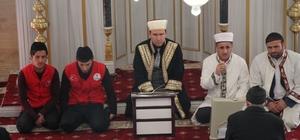 Hizan'da Zeytindalı Harekatı'nda şehit düşen askerler için mevlit okutuldu