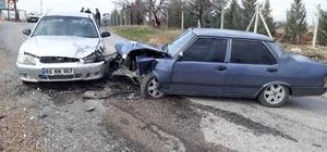 Malatya'da kaza: 1 yaralı
