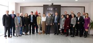 Başkan Ataç'tan Eskişehir Barosu'na ziyaret