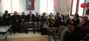 Koca Çınar Yaşam Merkezi 1'nci yaşını kutladı