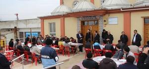 TKDK Hisarcık'ta esnaf ve girişimcileri bilgilendirdi