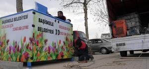 Başiskele'de gelecek için temiz bir çevre çalışmaları