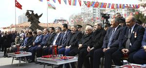 Hocalı Katliamı kurbanları başkentte anıldı