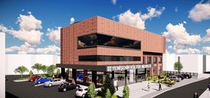 Yenişehir Kültür Merkezi'nin ihalesi yapıldı