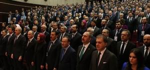 """Başkan Toçoğlu: """"Adımlarımızı sıklaştıracağız"""""""