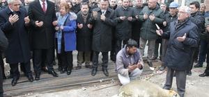 Türk Kızılayı Kırklareli Şube binasının temeli atıldı