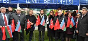 """""""Hocalı Katliamı"""" kurbanları Kocaeli'de anıldı"""