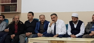 Develi'de Afrin'deki Mehmetçik için program düzenlendi
