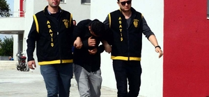 Adana'da hayvan hırsızlığına tutuklama