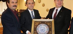 """Türkiye ve Bulgaristan ortak """"lisanslı depoculuk"""" önerisi"""
