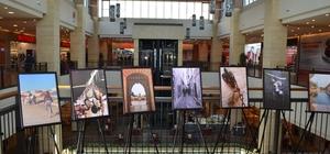 Yansıma adlı fotoğraf sergisi Piazza AVM'de açıldı