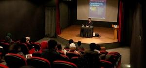 OSM'de 'Akademide tarihçiliğin sırları' konuşuldu