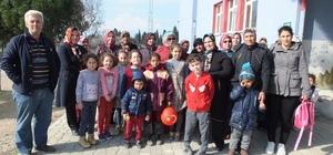 Okul yanına baz istasyonu kurulmasına velilerden tepki