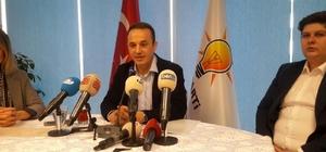 AK Parti İzmir Başkanı Şengül teşkilatları yeniliyor