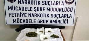 ethiye'de uyuşturucu operasyonu: 1 tutuklama