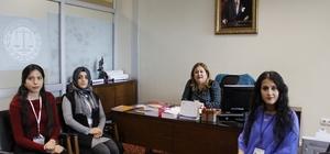 Hemşire adaylarına 'Kadına şiddetin önlenmesi' anlatıldı