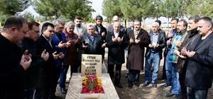 Ünlü bestekar Abdullah Balak mezarı başında anıldı