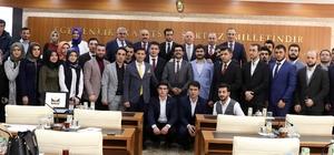 """Sekmen: """"Gençlik Türkiye'nin öznesidir"""""""