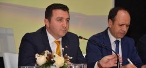AK Parti İlçe Danışma Kurulu toplantısı