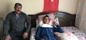 Afrin Gazisine memleketi Bitlis'te
