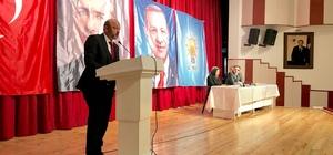 AK Parti'ye Tokat'tan bin 422 yeni üye katıldı