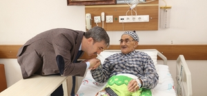 Başkan Şirin'den şehit ailelerine ahde vefa