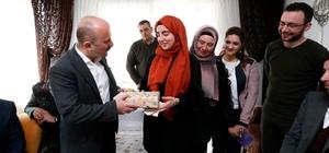 Bakan Soylu'dan şehit kızına doğum günü hediyesi