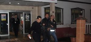 Abana'da bir kişi uyuşturucudan gözaltına alındı