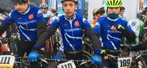 Sancaktepe'de 1. Dağ Bisikleti Yarışması düzenlendi