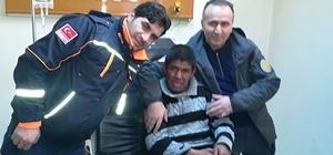 Kars'ta kaybolan engelli çocuk donmak üzereyken bulundu