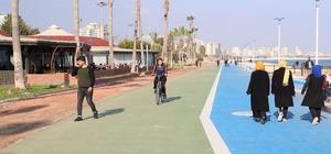 Mezitli Sahili Kentsel Tasarım Projesi'nde sona gelindi