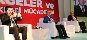 Türkiye'de Darbeler Tarihi ve Demokrasi Mücadelesi Aziziye'de anlatıldı