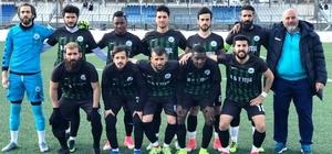 Erciş Gençlik Belediye Spor 1- Mardin 47 Spor 0