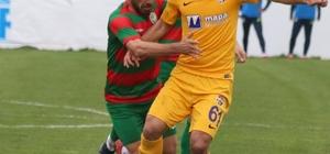 TFF 2. Lig: Amed Sportif Faaliyetler: 4 - Eyüpspor: 1
